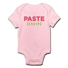 Paste (ctrl+v) Baby Body Suit