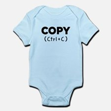 Copy (ctrl+c) Baby Body Suit