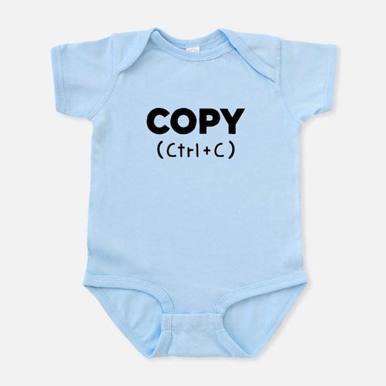 Copy (ctrl+c) Baby Body Suit