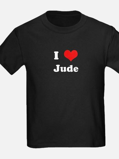 I Love Jude T