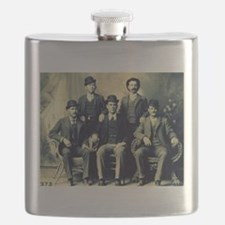 Butch Cassidy the Wild Bunch Flask