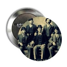 """Butch Cassidy the Wild Bunch 2.25"""" Button"""