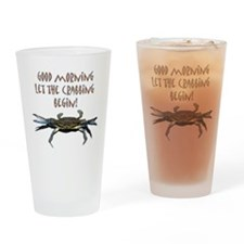crabB.png Drinking Glass