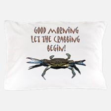 crabB.png Pillow Case