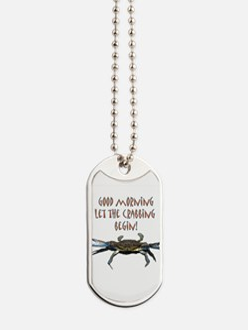 crabB.png Dog Tags