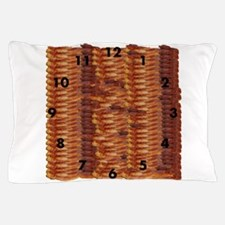 Bacon Time Pillow Case
