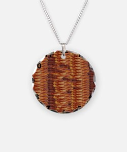 Bacon Time Necklace