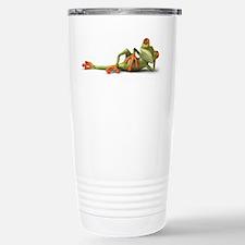 Frog Travel Mug