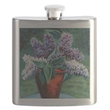 Luscious Lilac Flask