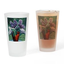 Luscious Lilac Drinking Glass