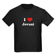 I Love Jovani T