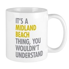 Midland Beach NY Thing Mug