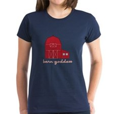 Barn Goddess T-Shirt