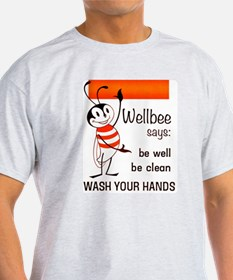 Wellbee Says, 1964 T-Shirt