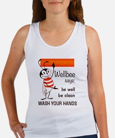 Wellbee Says, 1964 Women's Tank Top