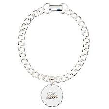 Gold Lea Bracelet