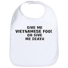 Give me Vietnamese Food Bib