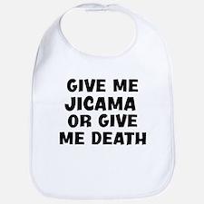 Jicama today Bib