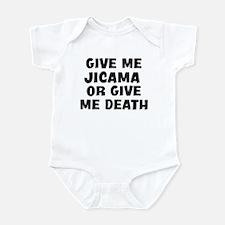 Jicama today Infant Bodysuit