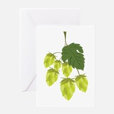 Hops Greeting Cards