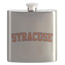 Syracuse - Jersey Flask