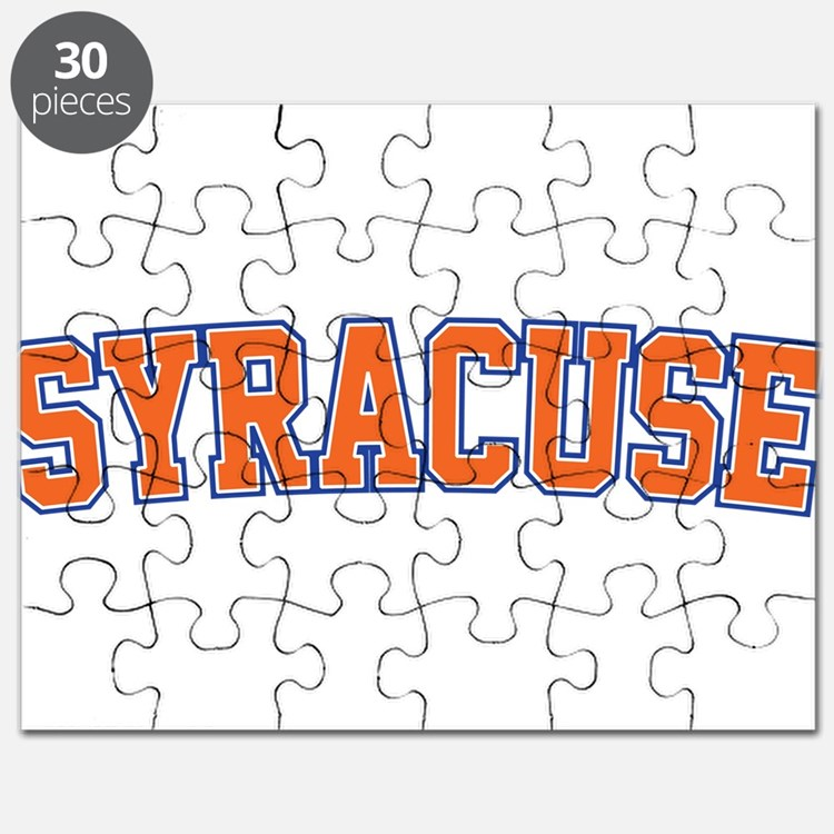 Syracuse - Jersey Puzzle