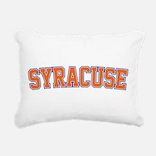 Syracuse - Jersey Rectangular Canvas Pillow