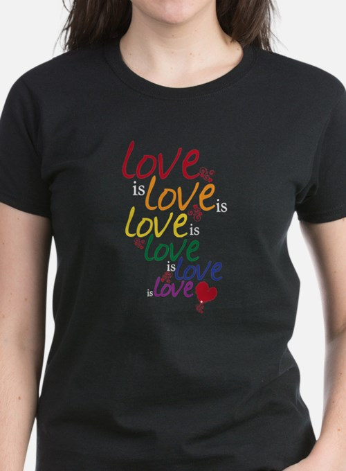 Cute Support gay marriage Tee