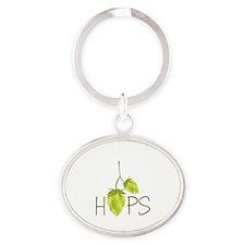 Hops Keychains