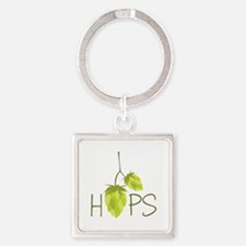 Hops Keychains