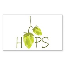 Hops Decal