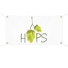 Hops Banner