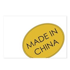 MadeInChina.png Postcards (Package of 8)