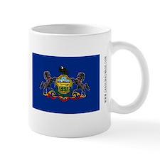 Penn State Flag Mugs