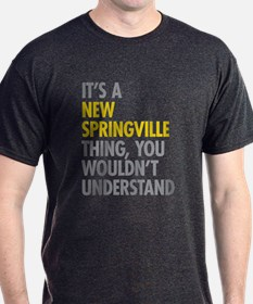 New Springville NY Thing T-Shirt