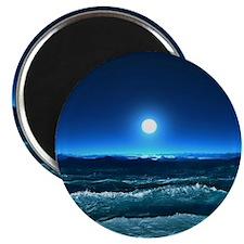Moonlight Waves Magnets