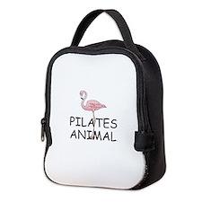 Pilates Animal Neoprene Lunch Bag