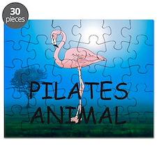 Pilates Animal Puzzle