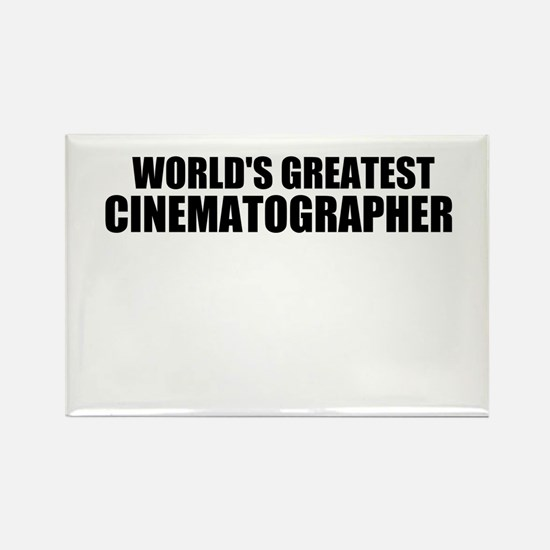 World's Greatest Cinematographer Magnets