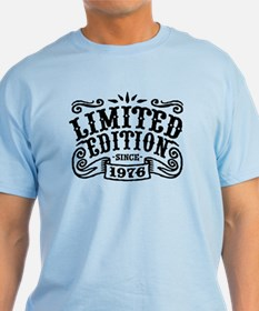 Limited Edition Since 1976 T-Shirt