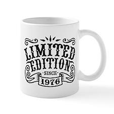 Limited Edition Since 1976 Mug