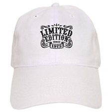 Limited Edition Since 1975 Baseball Cap