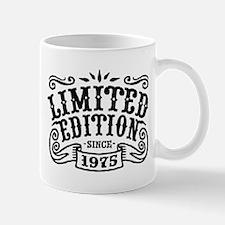 Limited Edition Since 1975 Mug