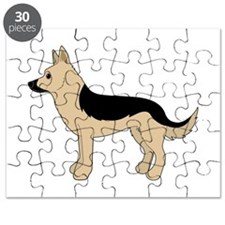 German Shepherd Puzzle