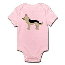 German Shepherd Onesie