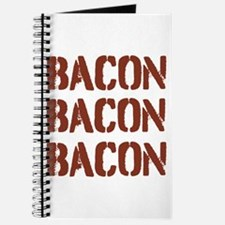 Bacon Bacon Bacon Journal