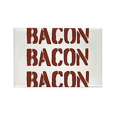 Bacon Bacon Bacon Magnets