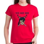 Yo Ho Ho Women's Dark T-Shirt
