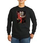 The Lady's Cavalier Long Sleeve Dark T-Shirt