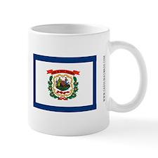 West Virginia State Flag Mugs